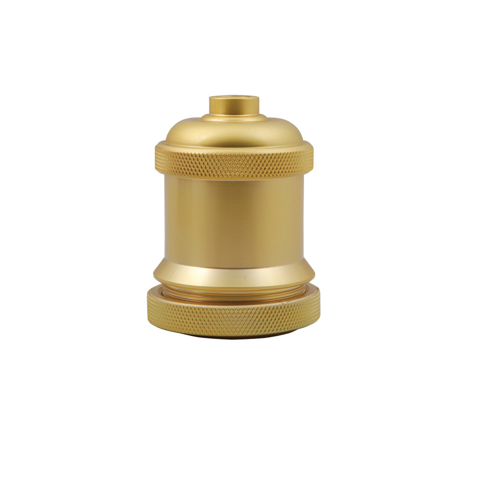 Vintage grlo E27 Gold
