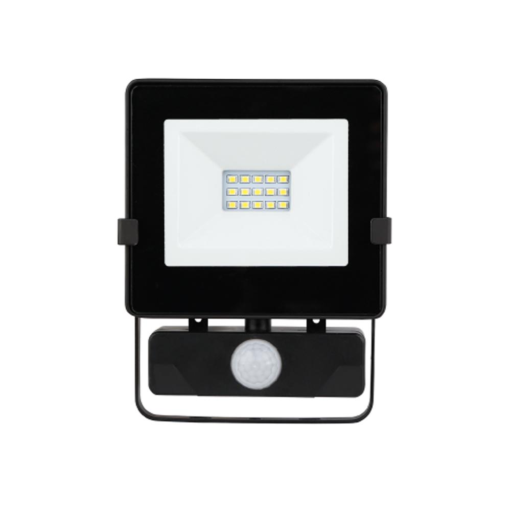 LED reflektor 10W PIR