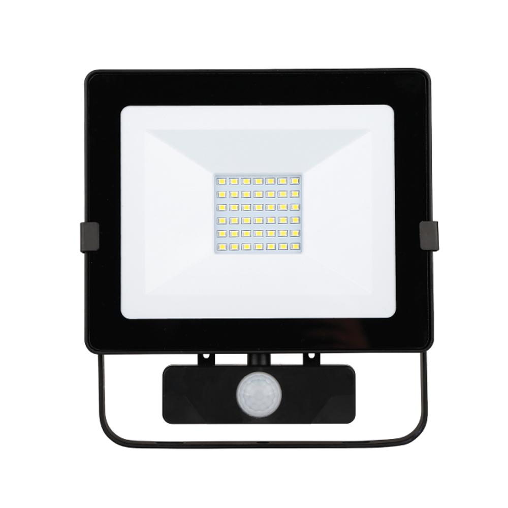 LED reflektor 30W PIR