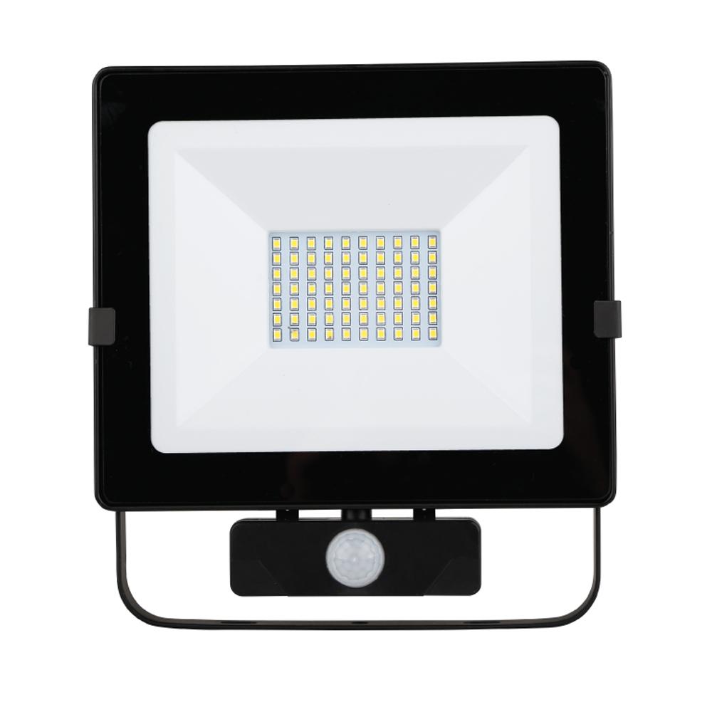 LED reflektor 50W PIR