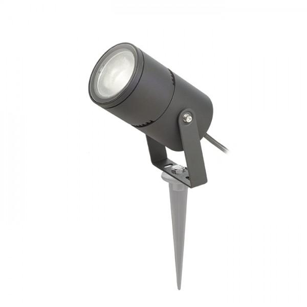 ROSS vanjski reflektor antracit  230V LED 9W 30° IP65  3000K