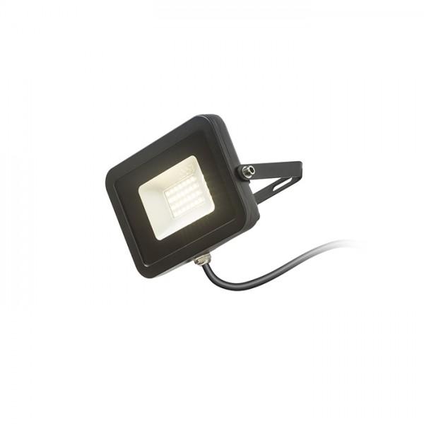 PONTA S reflektor crna  230V LED 20W 120° IP65  3000K